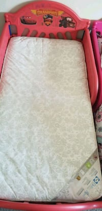 Toddler bed mattress not included  Brampton, L7A