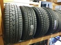 four BRAND NEW 215/60R16 M+S TOYO tires Coquitlam, V3B