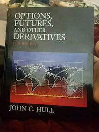 Options, Futures and other Derivatives - 8th Edition