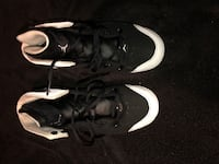 pair of black-and-white basketball shoes Winchester, 22603