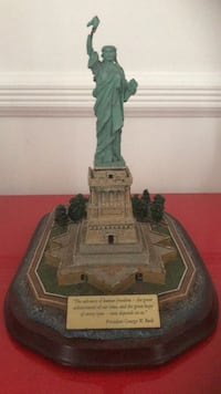 Statue of Liberty statue collectible