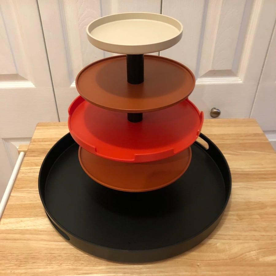IKEA 5 Tier Serving Tray