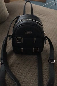 Guess mini backpack price is firm Ajax, L1Z 1J5