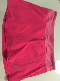Prince Wrap Tennis Skirt, Pink with shorties ROUNDHILL