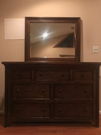 Bedroom Dresser with Mirror Gambrills, 21054