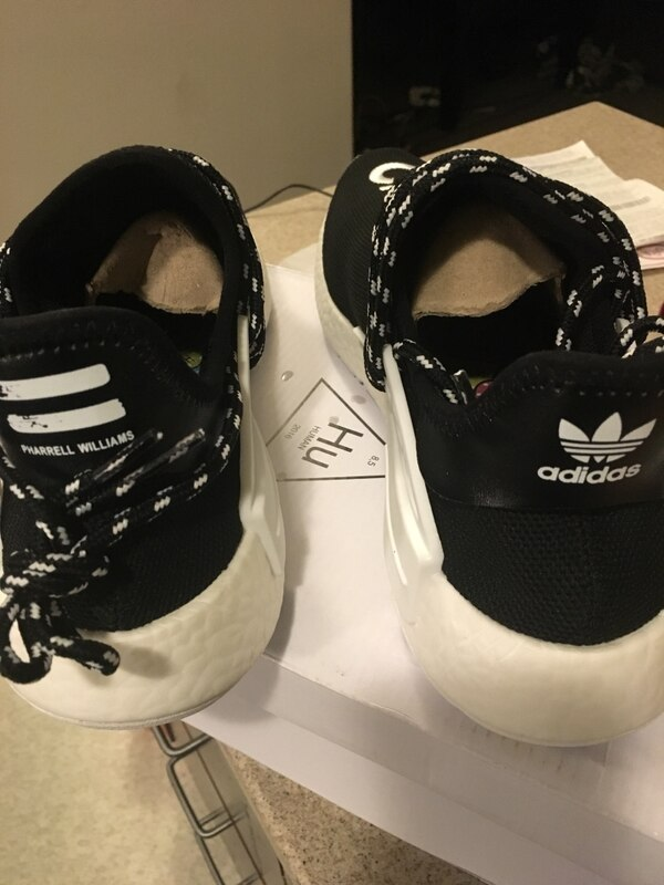 a59d8ffa3 Used Pharrell x Chanel Human Race NMD Yeezy for sale in Stockton - letgo