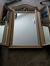 Trifold Vanity Mirror  Seattle, 98103