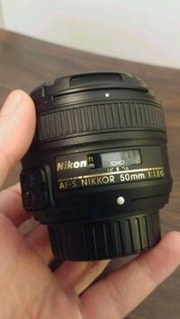 Nikon 50mm f/1.8G AF-S NIKKOR Lens - U.S.A. High Point, 27263