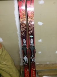 Atmomic powder cruise 190cm telemark skis Calgary, T3H 0R9