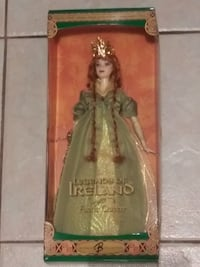 Legends of Ireland Barbie VIRGINIABEACH