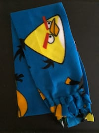 Angry Bird Character scarf - new Dallas