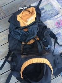 65L backpacking backpack Pleasant Hill, 94523