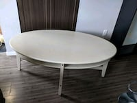 Wooden coffee table with storage Edmonton, T6T 0M9