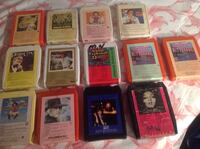 Vintage 8 track tapes Calgary, T2C 0P5
