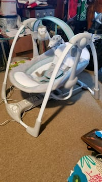 Ingenuity Baby Swing with Infant Pillow