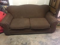 Love seat located in Security/Widefield  Widefield, 80911
