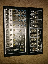 Mackie mixer brand new 12 channel