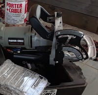 Porter Cable Joiner. Used once (seriously), contag Sebastopol, 95472