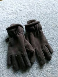 pair of black leather gloves Silver Spring, 20910