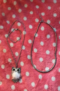 Necklaces both for $5 Toronto, M1V 3N9