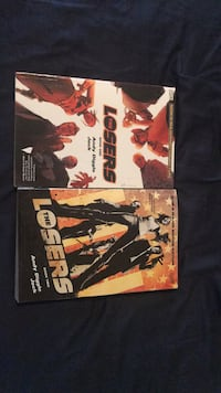 The Losers Book 1 & 2 Hagerstown, 21740