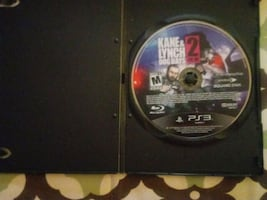 Kane and Lynch 2 ps3 game