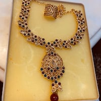 New gold plated jewelry set Mississauga, L5V 1R4