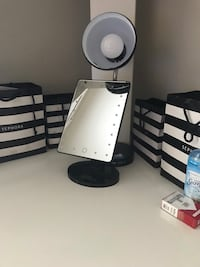 white and black table lamp Austin, 78728