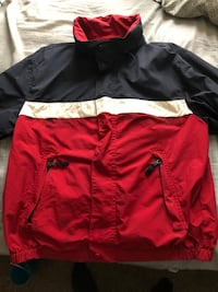 """Vintage Nautica coat """"83"""" & red polo hat (optional"""" Baltimore, 21230"""