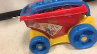 red and blue plastic toy car Frederick, 21704