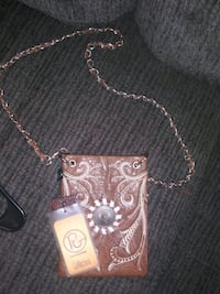 Leather small purse Bessemer, 35020