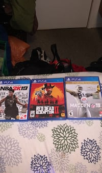 3 video games