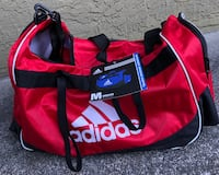 Adidas gym bag NEW