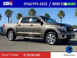 2011 Toyota Tundra 4X4 Truck pickup Magnetic Gray Metallic