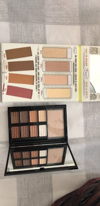 Eye shadow and contour kit  Vaughan, L4K