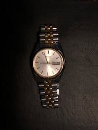 Seiko Quartz Watch Springfield, 22150