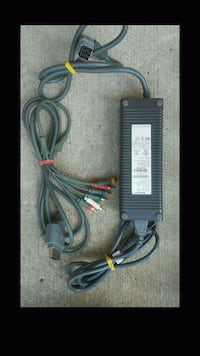 Xbox360 Power Supply & Audio & Video Cable Nashville, 37211