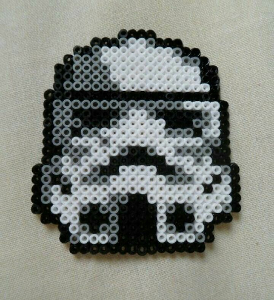 Hama beads Star Wars - Madrid