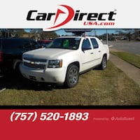 2011 Chevrolet Avalanche LTZ Virginia Beach, 23455