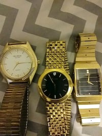 3 authentic watches Detroit, 48238