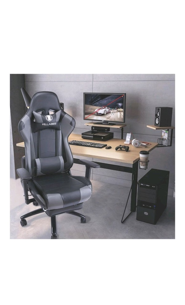 Massage Gaming Chair Racing Office Chair   ce3f5cfd-9d09-4bd8-bcf0-a5b5ca1056fc