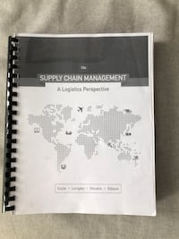 Supply Chain management logistics perspective  Торонто, M6S