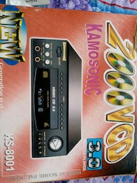 VCD PLAYER KAMASONİC