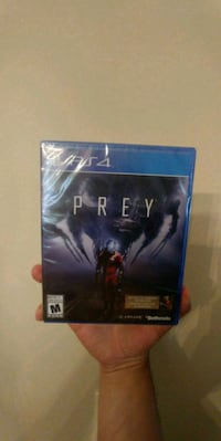 Prey for PS4 (new in packaging)