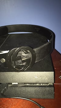 Gucci belt black Brampton, L7A 3W1