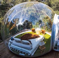 Bubble Tent for event Baltimore, 21215