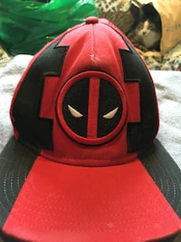Deadpool hat  Philadelphia, 19135