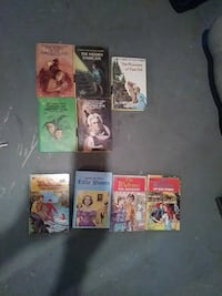 Nancy drew and other books