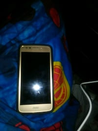 white Samsung Galaxy android smartphone Shreveport, 71108
