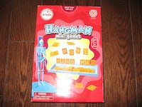 HANGMAN MINI GAME Toronto